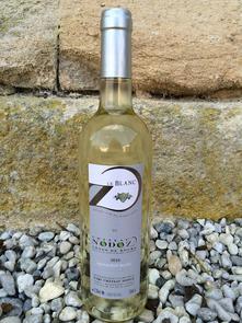 Le blanc du Château de Nodoz, une semi-exclusivité de Histoire de Boire - Vente et dégustation de vins et de spriritueux