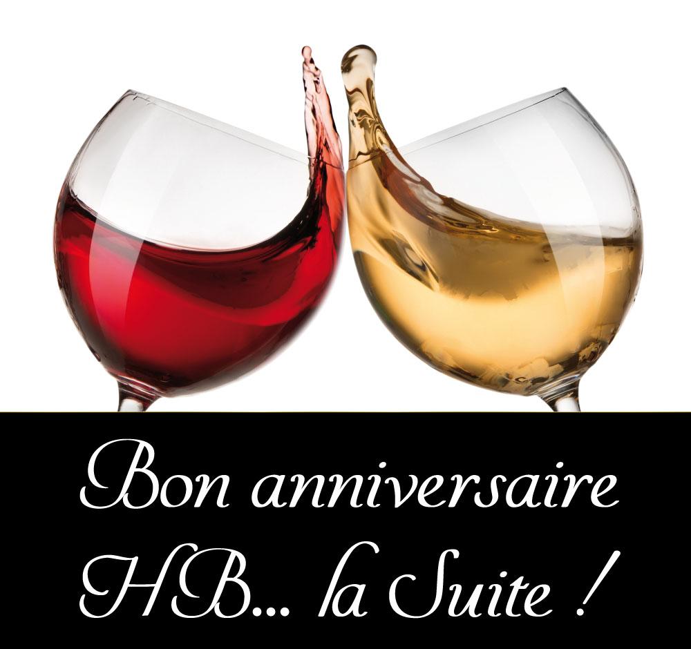 HB… la Suite a un an !