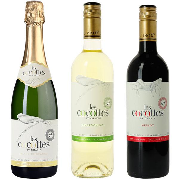 """HB... la Suite vous propose le vin à 0% d'alcool """"les Cocottes"""" pour faire la fete en toute quiétude sur la route"""