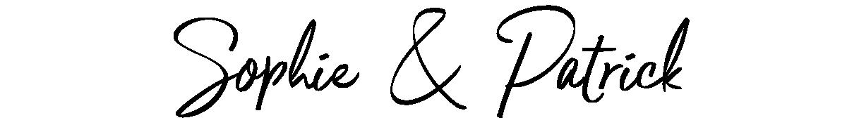 Signatures de Sophie & Patrick, fondateurs d'Histoire de Boire
