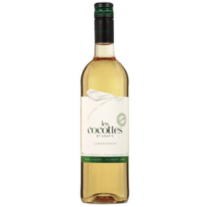 Les Cocottes Chardonnay Vin blanc sans alcool, halal disponible sur le wineshop d'Histoire de Boire