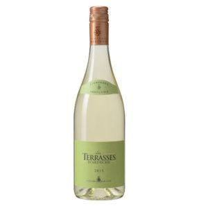 Les Terrasses Blanc disponible dans le wine shop d'Histoire de Boire