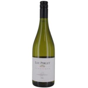 Luc Pirlet Chardonnay aussi disponible en Bag in Bos de 10L sur le wineshop d'Histoire de Boire