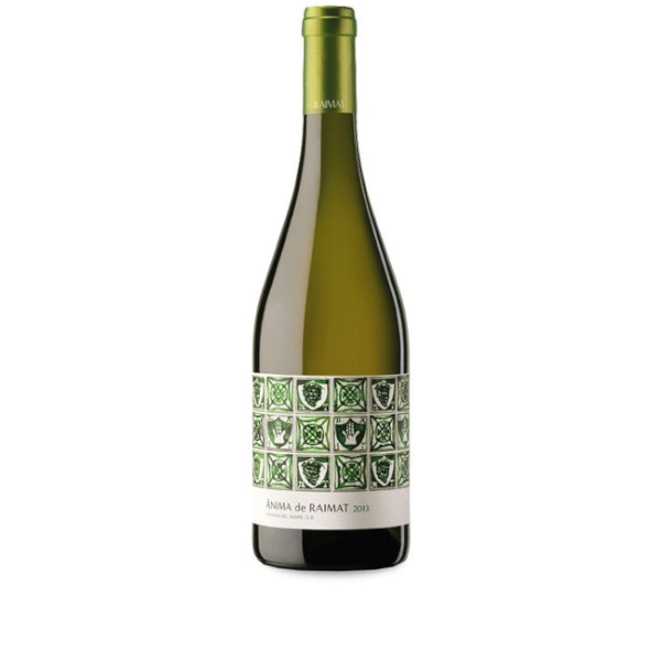 Anima de Raimat Blanc D.O. Costers del Segre disponible sur le wineshop d'histoire de Boire