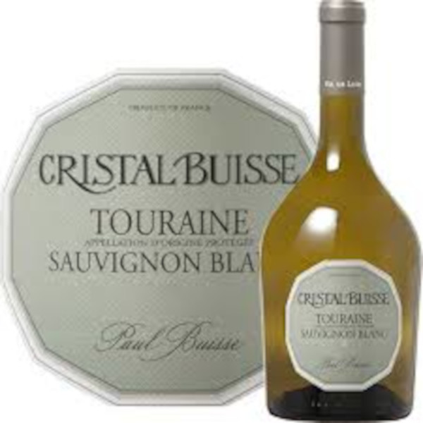 Cristal Paul Buisse sauvignon touraine disponible sur le wineshop d'HIstoire de Boire