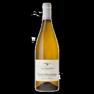 Crozes Hermitages les Marelles Gilles Robin disponible sur le wineshop d'Histoire de Boire