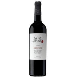 La Cour des Dames Mourvèdre disponible sur le wine shop d'Histoire de Boire