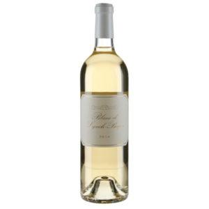 Le Blanc de Lynch Bages disponible sur le wineshop d'Histoire de Boire