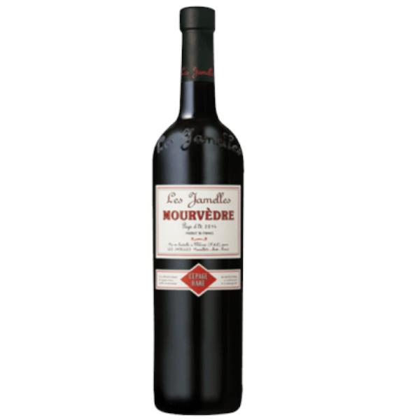 Les Jamelles Mourvèdre Pays d'Oc disponible sur le wineshop d'Histoire de Boire
