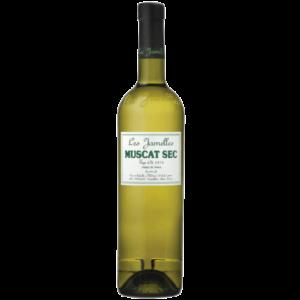Les Jamelles Classic Muscat sec - Pays d'Oc -2018 disponible sur le wineshop d'Histoire de Boire