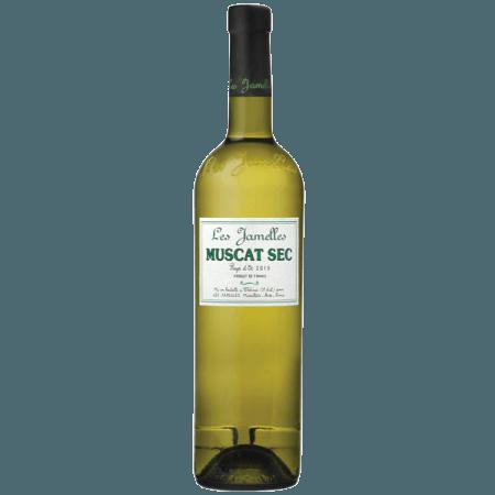 Les Jamelles Classic Muscat sec – Pays d'Oc  -2018 disponible sur le wineshop d'Histoire de Boire