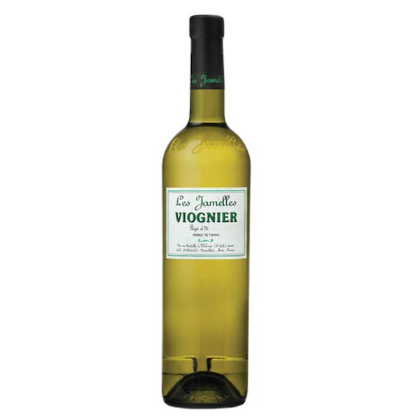 Les Jamelles Classic Viogner  – Pays d'Oc – 2018 disponible sur le wineshop d'Histoire de Boire