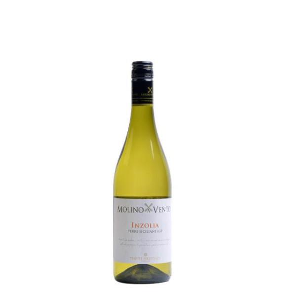 Molino a Vento Inzolia disponible sur le wineshop D'Histoire de Boire
