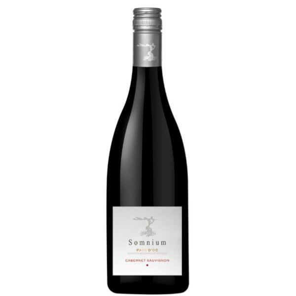 Somnium Cabernet Sauvignon Pays d'Oc disponible sur le wineshop d'Histoire de Boire