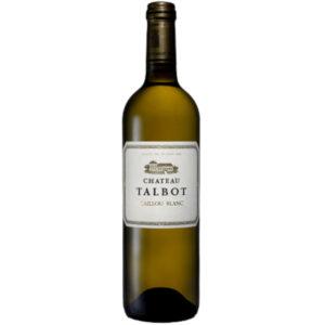Talbot Caillou Blanc disponible sur le wineshop d'Histoire de Boire