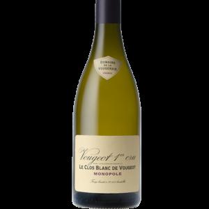 Le Clos Blanc de Vougeot 1er Cru disponible sur le wineshop d'Histoire de Boire