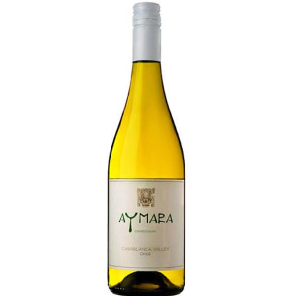 Aymara Chardonnay chilien disponible sur le wineshop d'histoire de boire