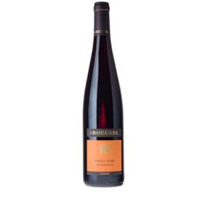 Domaine Boeckel Pinot Noir disponible sur le wineshop d'Histoire de Boire