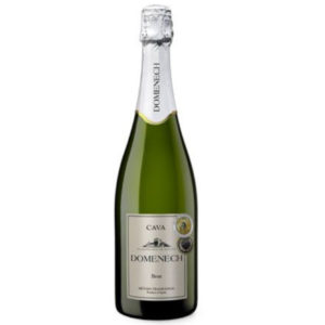 Cava Domenech Brut disponible sur le wine shop d'Histoire de Boire