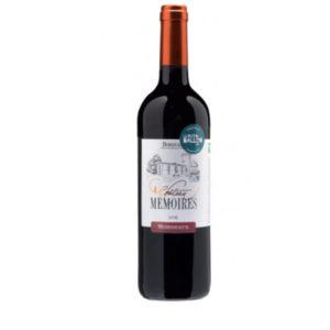 Château Mémoires BIO disponible sur le wine shop d'Histoire de Boire