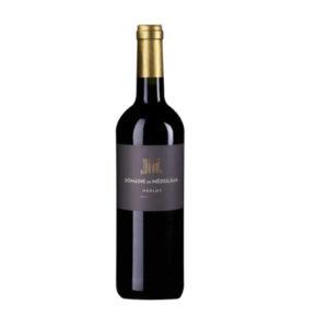 Domaine de Médeilhan Merlot 2018 disponible sur le wineshop d'Histoire de Boire