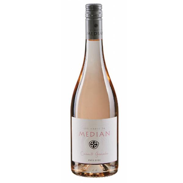 Les Hauts de Median Pays d'Oc 2019 disponible sur le wineshop d'Histoire de Boire