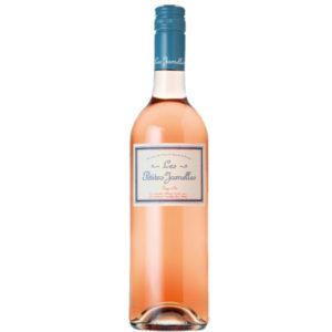 Les Petit Jamelles Rosé - Pays d'Oc disponible sur le wineshop d'Histoire de Boire