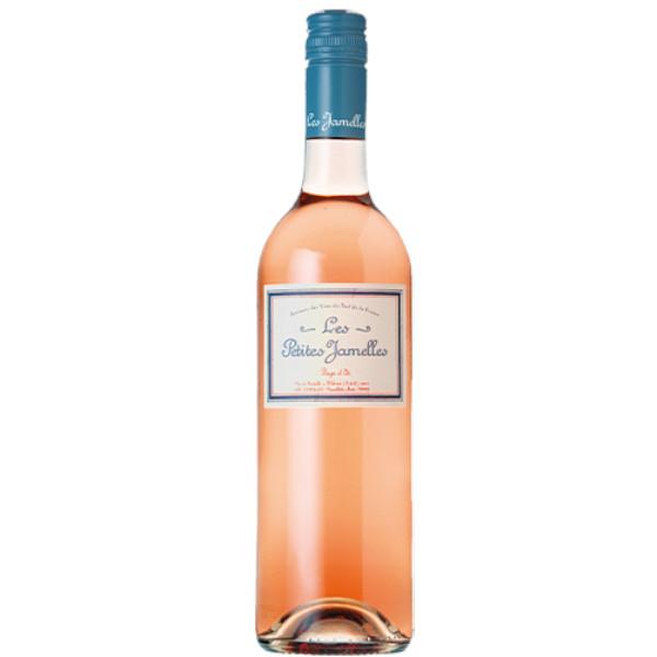Les Petit Jamelles Rosé – Pays d'Oc disponible sur le wineshop d'Histoire de Boire