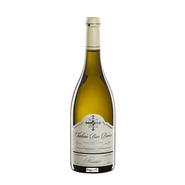 Bon Baron Muscat vin belge disponible sur le wineshop d'Histoire de Boire