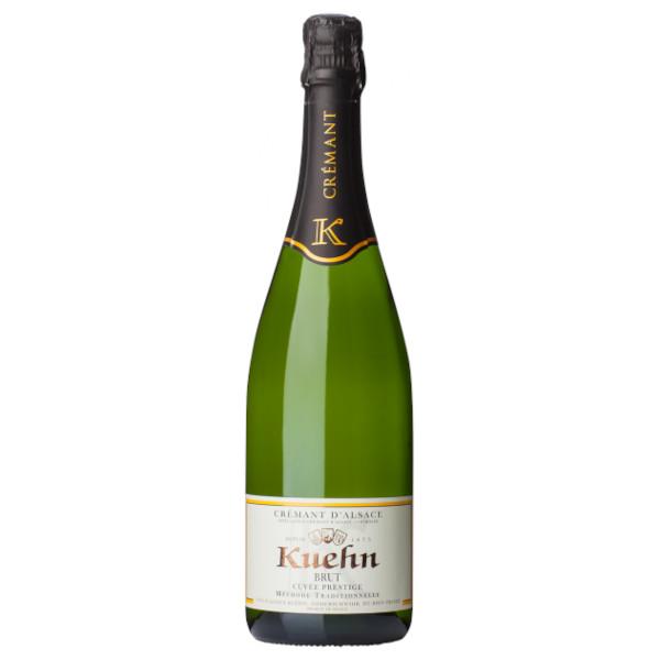 Crémant d'Alsace Kuehn Brut disponible sur le wineshop d'Histoire de Boire