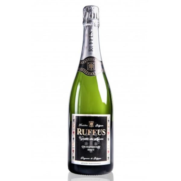 Cuvée Ruffus Brut bulle belge disponible sur le wineshop d'Histoire de Boire