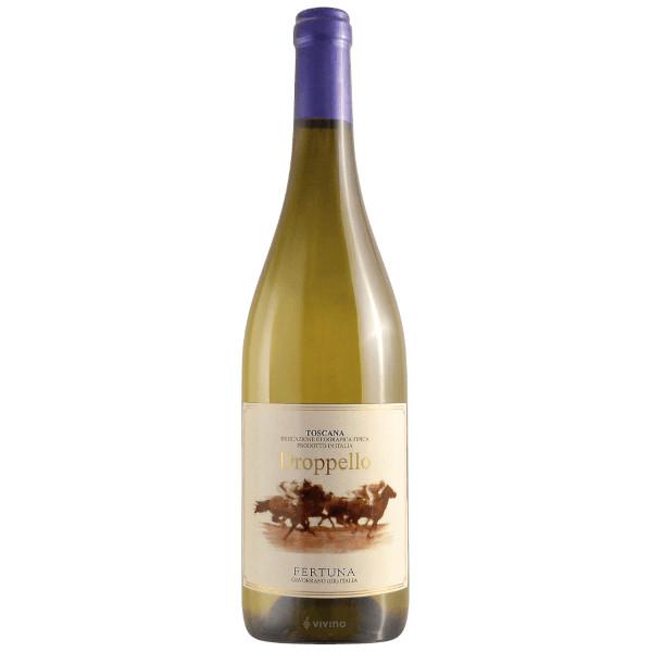 Dropello Fertuna Toscana IGT disponible sur le wineshop d'Histoire de Boire