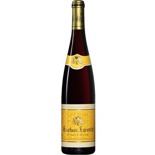 Pinot Noir Gustave Lorentz disponible sur le wineshop d'Histoire de Boire