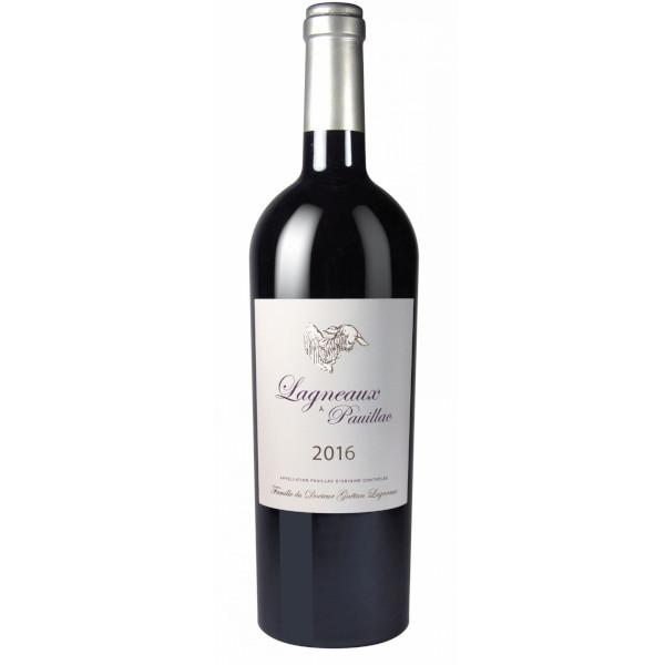 Lagneaux a Pauillac 2011 disponible sur le wineshop d'Histoire de Boire
