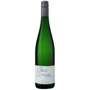 Riesling Weingut Claes Trocken disponible sur le wineshop d'Histoire de Boire