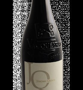 Vacqueras Rouge 2017 Jerôme Quiot disponible sur le wineshop d'histoire de boire