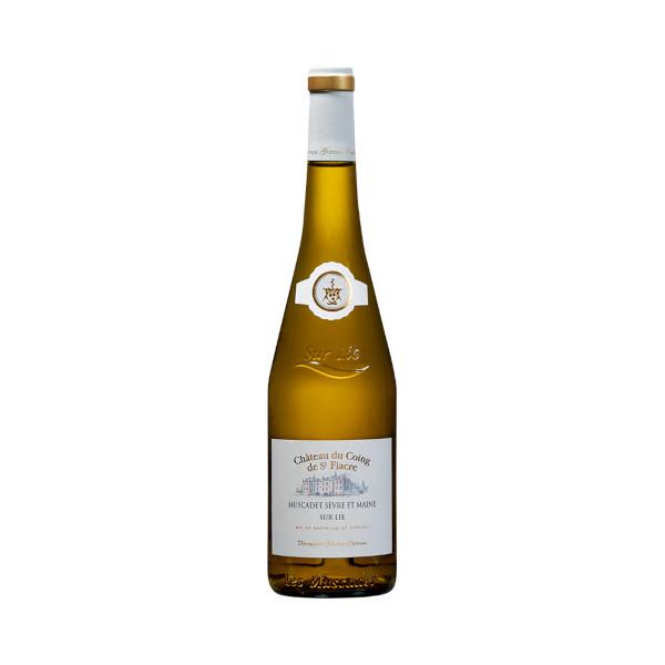 Château du Coing St Fiacre Muscadet Sèvre et Maine sur Lie disponible sur le wineshop d'Histoire de Boire