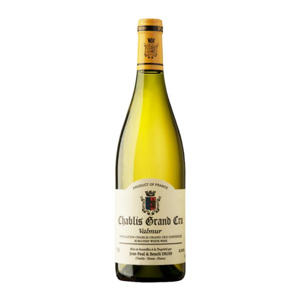 Chablis Droin Grand Cru Valmur disponible sur le wineshop d'Histoire de Boire