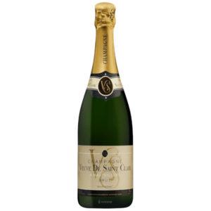 Champagne Veuve de Saint Clair disponible sur le wineshop d'Histoire de Boire