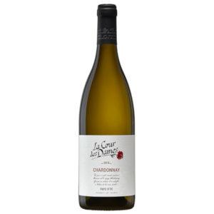La Cour des Dames Chardonnay disponible sur le wineshop d'Histoire de Boire