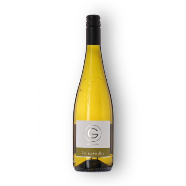 Les Sauterelles Touraine Blanc Lionel Gasseaum disponible sur le wineshop d'Histoire de Boire