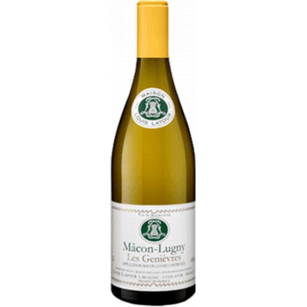 Mâcon Lugny les Genièvres Louis Latour 2015 disponible sur le wineshop d'Histoire de Boire