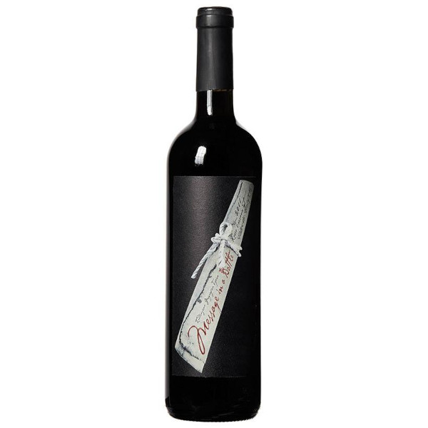 Message in a Bottle Sangiovese Toscana Red disponible sur le wineshop d'Histoire de Boire