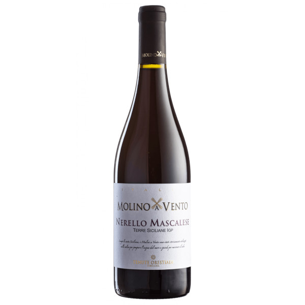 Molino a Vento Mascalese Sicile disponible ur le wineshop d'Histoire de Boire
