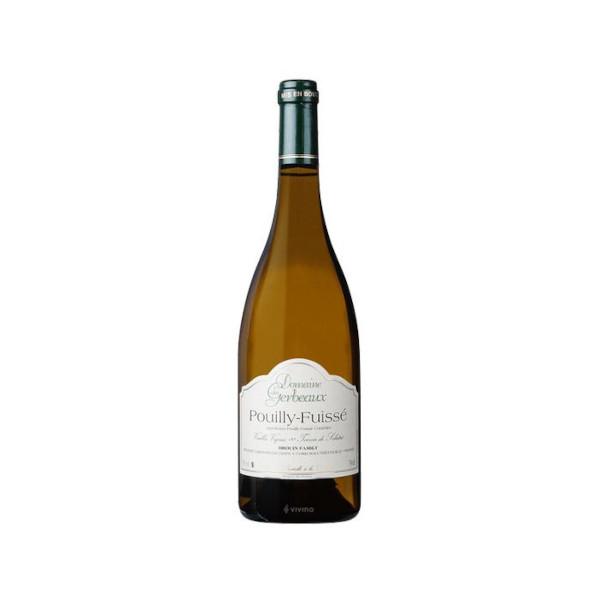 Pouilly Fuissé domaine Gerbaux disponible sur le wineshop d'Histoire de Boire