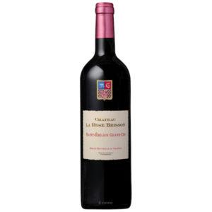 Château La Rose Brisson St Emilion disponible sur le wineshop d'Histoire de Boire