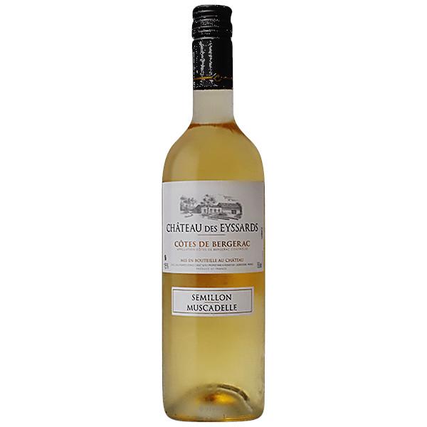 Château des Eyssards Bergerac Moelleux disponible sur le wineshop d'Histoire de Boire