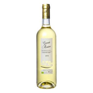 Monbazillac Grand Maison Cuvée des Anges BIO disponible sur le wineshop d'Histoire de Boire