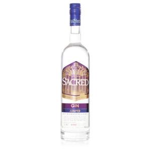 Sacred Gin Juniper disponible sur le webshop d'Histoire de Boire