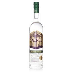 Sacred Organic Vodka disponible sur le webshop d'Histoire de Boire